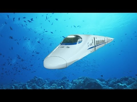 China's Underwater High-Speed Train to America | China Uncensored