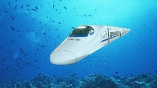 China's Underwater High-Speed Train to America | China Uncensored thumbnail