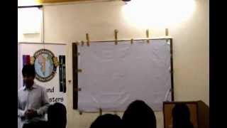 Shashank-P7-Mulund Toastmasters meet no 102-21st July 2012