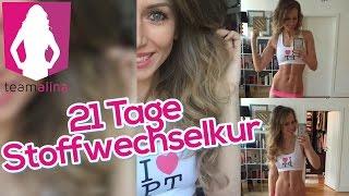 Die 21 Tage Stoffwechselkur - Training für Frauen | www.size-zero.de