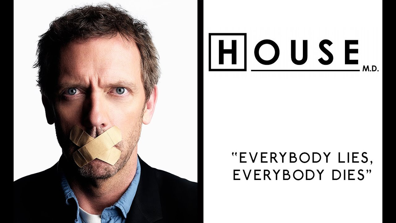 House m d everybody lies everybody dies youtube for House md music