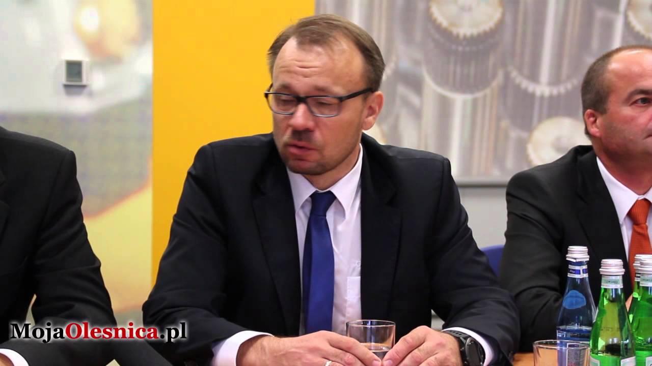 29.07.2015 Oleśnica - nowa inwestycja GKN Driveline Polska