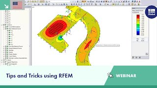 Dlubal Webinar: Tips and Tricks using RFEM