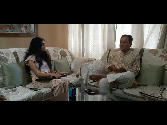 Acting Entry | Nanaji Raina | Jammu, India