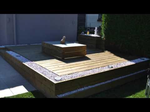 D Coration D 39 Une Terrasse Youtube