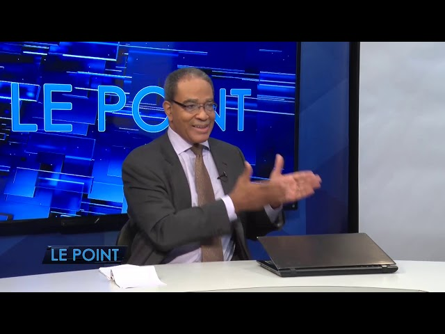 le point 23 aout 2019 William Savary