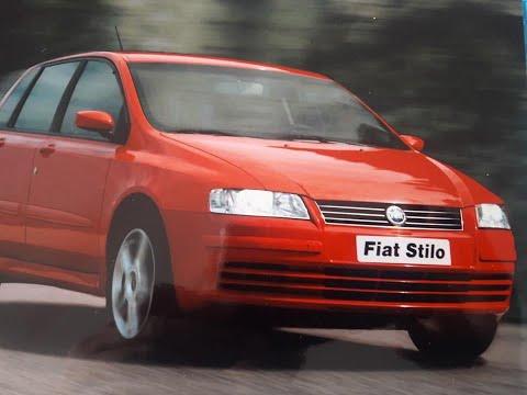 FIAT STILO 1.9 JTD. TEST AUTO AL DÍA (2003)