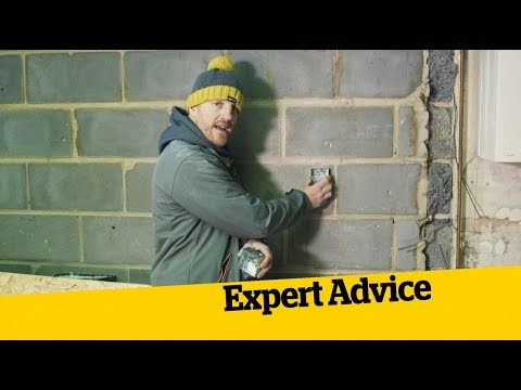 Overview of Basic First Fix Electrics; How to Build an Extension (9)