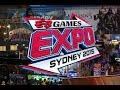 EB GAMES EXPO 2015!!