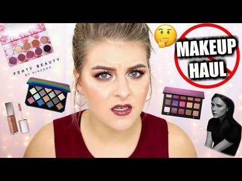 Super Sassy ANTI-MAKEUP HAUL + Makeup ROAST | Pt. 2