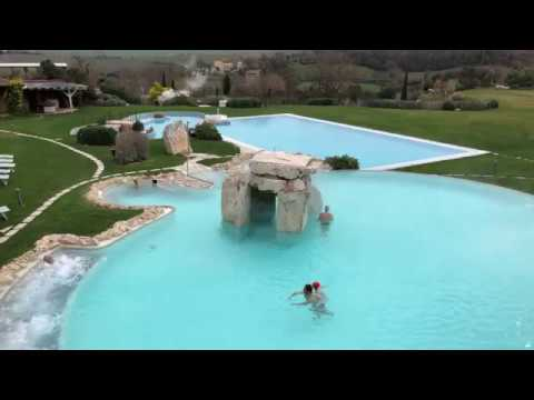 Bagno vignoni adler thermae hotel