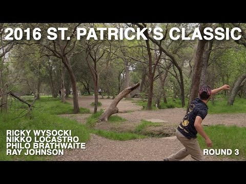 PHP #17b - St. Patrick's Classic, 2016 - Final Round (Wysocki, Locastro, Brathwaite, Johnson)
