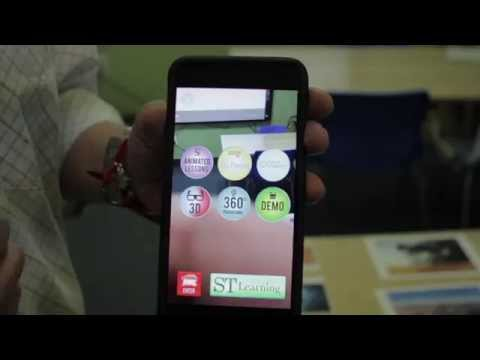 How easy it is to use augmented reality in your classroom