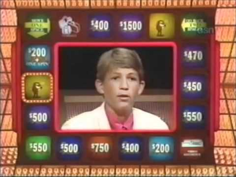 Press Your Luck - The Whammies