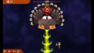 ChickenInvaders 4 Thanksgiving Edition official trailer