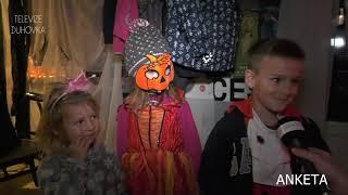 Halloweenská strašidla již popáté ovládla Cyklosféru