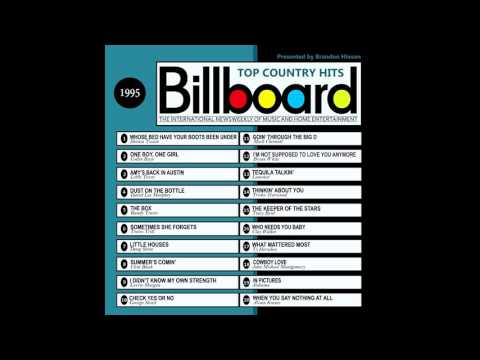 Billboard Top Country Hits  1995