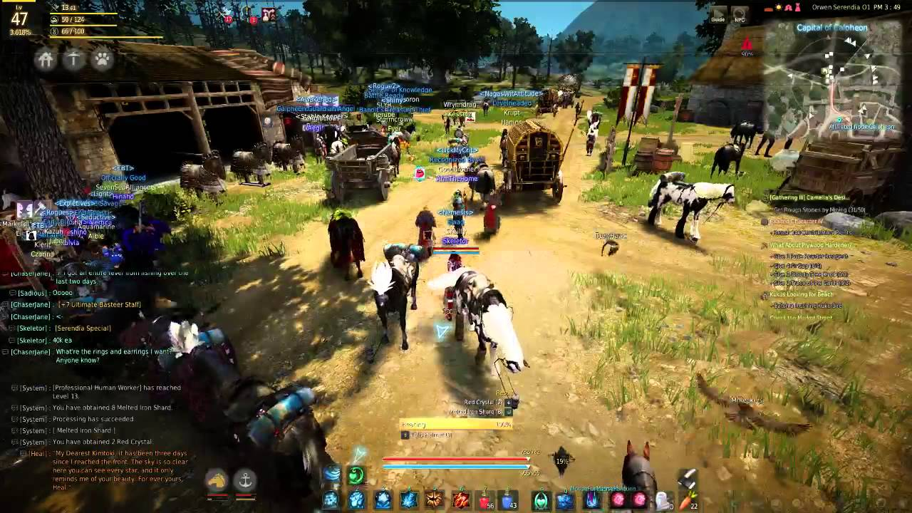 Black Desert: the best thing to do with low level drops