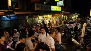 台北近く、小さな街を散策 台灣漫步 三峡 Walking in Sanxia, Taiwan