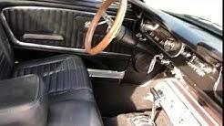 Ford Mustang, 1965 (sisätilat)
