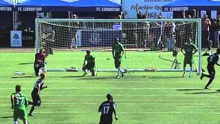 Highlights from the Cosmos' 1-1 draw with FC Edmonton.