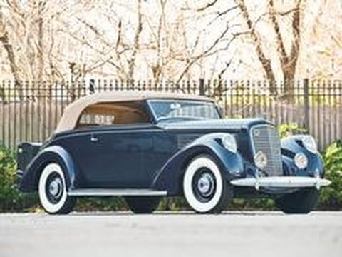 1938 lincoln model k convertible victoria by brunn 176 000 sold youtube. Black Bedroom Furniture Sets. Home Design Ideas