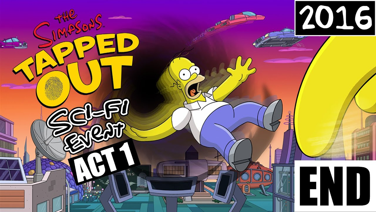 Download KC Plays! - TSTO | Sci-Fi Event | ACT 1 (END) (2016)