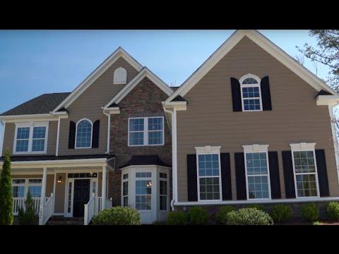 Ryan Homes - The Avalon Isle Model