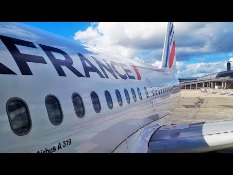 TRIPREPORT | AIR FRANCE (Airbus A319) Barcelona - Paris | Is Air France worth flying?