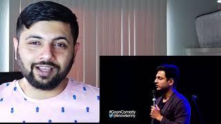Pakistani Reacts to Kenny Sebastian | Why I Don't Do Jokes On Indian Politics