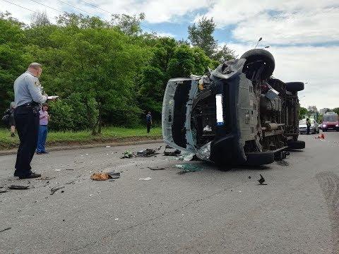 Подробности аварии на проспекте Тракторостроителей