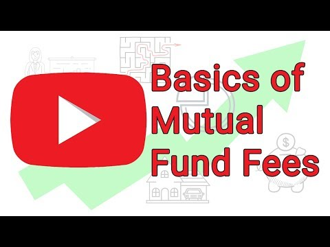 Introduction to Mutual Fund Fees - MUTUAL FUND FEES