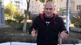 Денис Казак против войны на Украине.