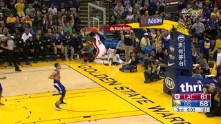 3rd Quarter, One Box Video: Golden State Warriors vs. LA Clippers
