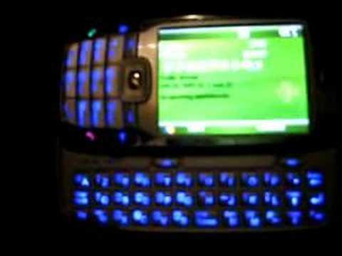 HTC S710 AZERTY