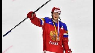 Андронов уедет в НХЛ? Мнение американцев!