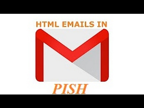 How to Send Html Email in Gmail in hindi - YouTube