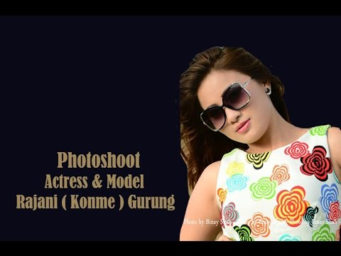 Actress Rajani (Konme) Gurung Photoshoot 2014