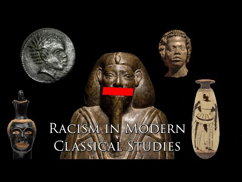 Racism in Modern Classical Studies | Dr. Rebecca Futo Kennedy