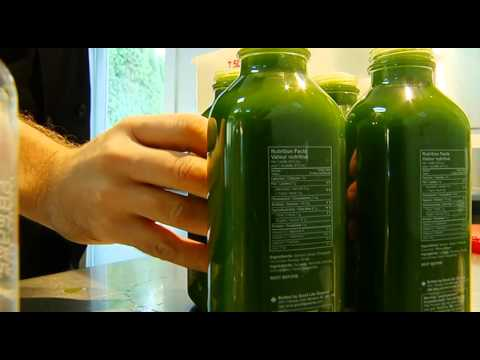 Cold-Pressed Juice - Shaw TV Nanaimo