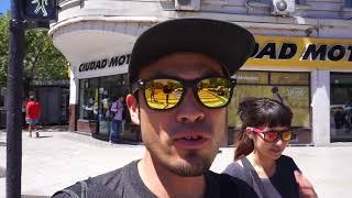 アルゼンチンの首都ブエノスアイレスを1日街歩き観光!マクドナルド高くない?