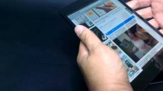 iPad mini窄邊框是否會影響到使用?影片告訴你