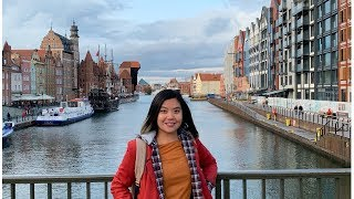 Beautiful City Of Gdańsk Poland