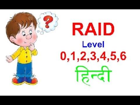 RAID-Redundant Array Of Independent Disks(Hindi) | Prof. Jayesh Umre