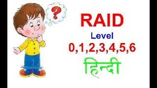 RAID-Redundant Array of Independent Disks(Hindi)