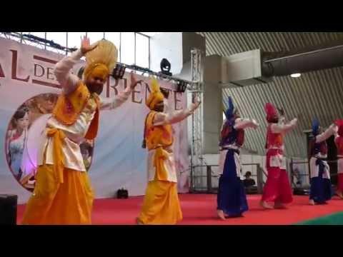 Festival dell'oriente - musica e danze del Punjab