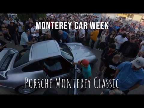 Calendario Ferrari 2020.Monterey Car Week 2020 Schedule Of Events And Things To Know