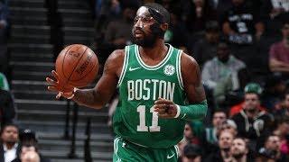 Masked Kyrie Irving Debut! Celtics 13 Game Win Streak! Celtics vs Nets 2017-18 Season