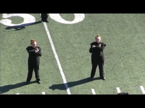 Cayuga High School Band 2A Area B Performance 2015