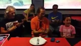 Raul El Balilla, Pepe de Lucia y Capullo de Jerez - Al alba